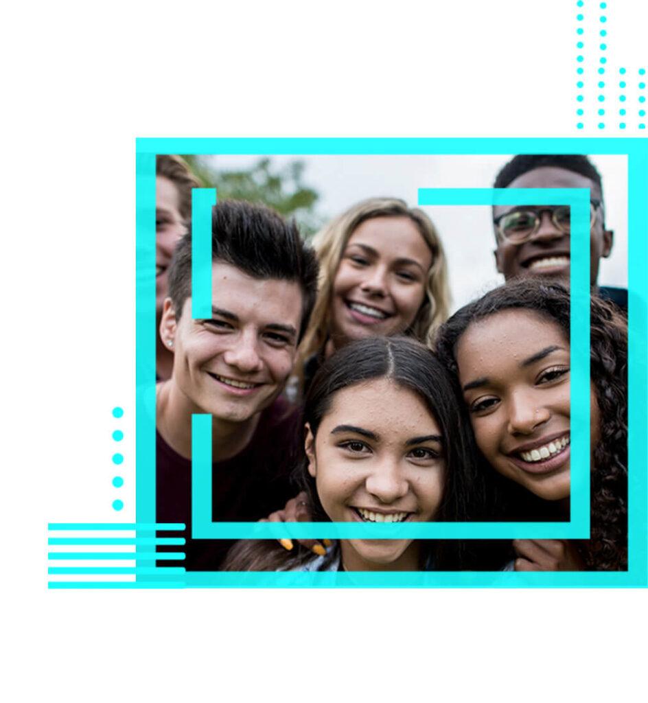 Participa en la actualización de las plataformas locales de juventud