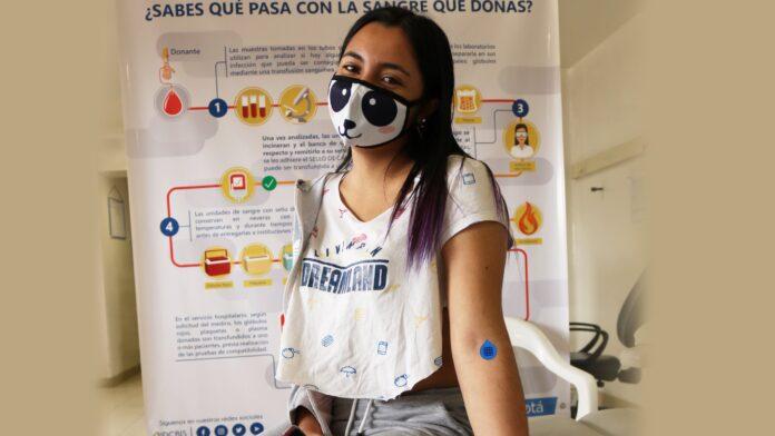 La donación de sangre no para